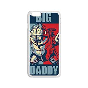 Big Daddy unique robot Cell Phone Case for Iphone 6