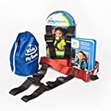 AmSafe CARES Kids Fly Safe Airplane Seat Harness for Children ~ the Only FAA-Approved Harness-Type Child Safety Restraint