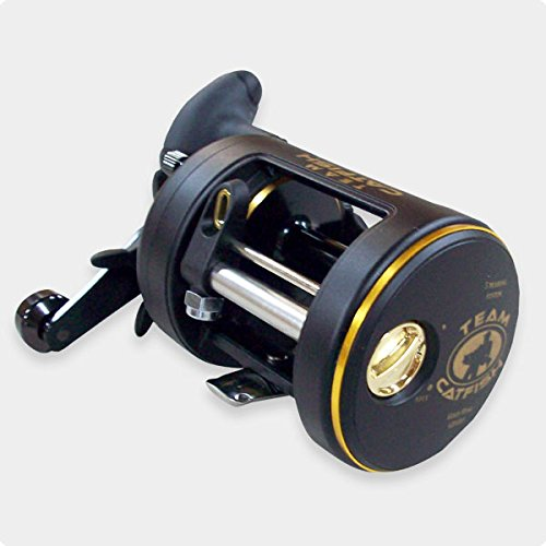 Team Catfish Gold Ring Casting Reel