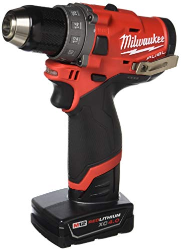 "Milwaukee Electric Tools 2503-22 M12 Fuel 1/2"" Drill Driver Kit"