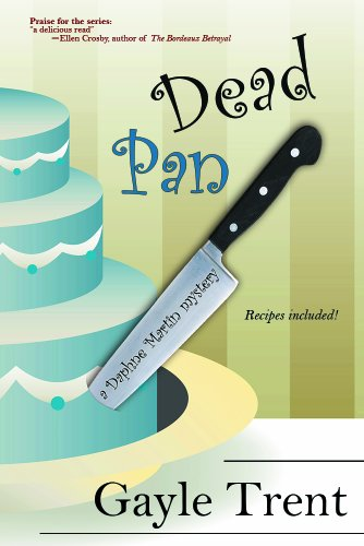 Dead Pan (The Daphne Martin Mysteries Book 2)