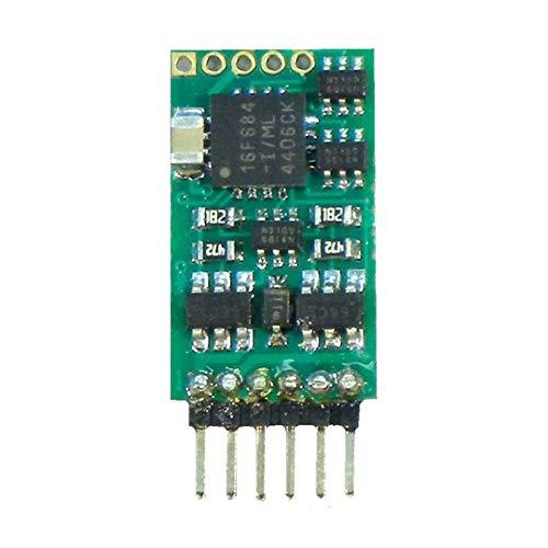 - NCE 5240160 N12-NEM 6 Pin Decoder : N Scale