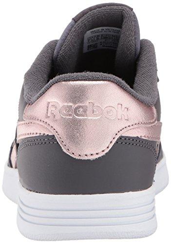 ash White Track Gold Us Reebok Rose Grey Women's Club Shoe MEMT qxOUA