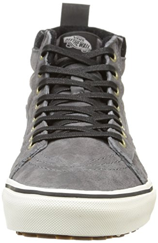 Vans Heren Leren / Textiel Low-top Sneakers Van Tin / Wol