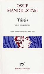 Tristia et autres poèmes