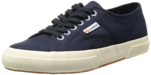 Bleu Baskets Adulte Slipon Superga Basses Cotu Mixte Gris Marine 2750 gq8cwfFT