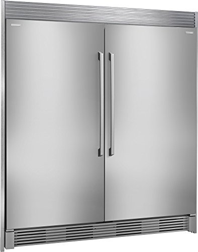 Electrolux IQ Touch 32″ Built-in All Refrigerator EI32AR80QS & All Freezer EI32AF80QS with TRIMKITSS2