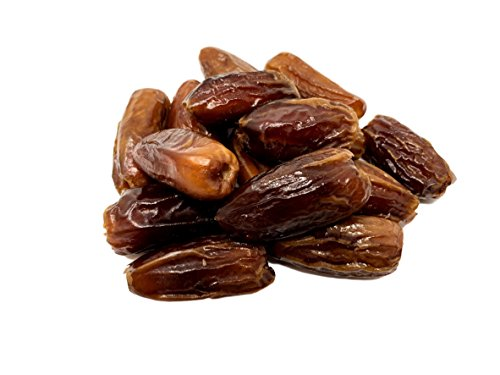 NUTS U.S. – Deglet Noor Pitted Dates In Resealable Bags!!! (Deglet Noor, 2 LBS) For Sale