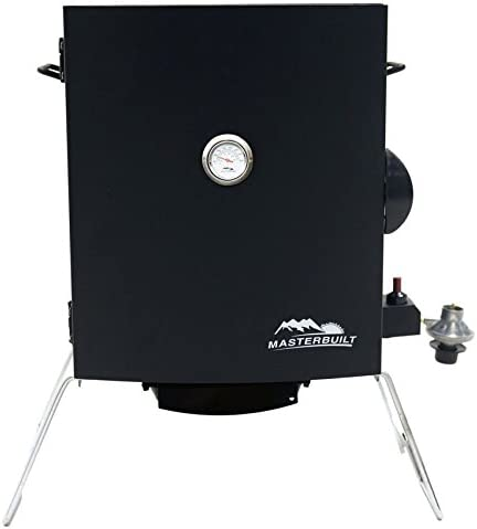 Masterbuilt Patio-2-Portable Propane Smoker For Beginners