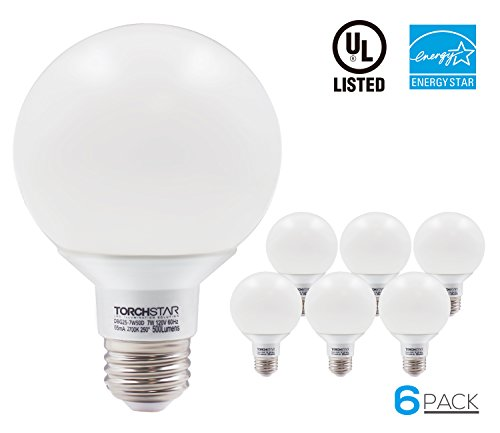 G25 Led Globe Lights - 8