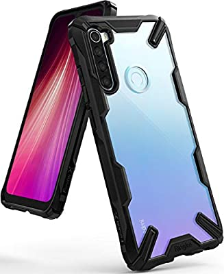Ringke Fusion-X Diseñado para Funda Redmi Note 8 (2019), Espalda ...