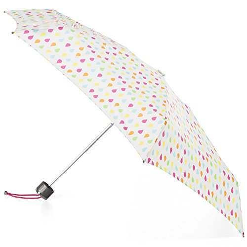 totes 70mph Windproof Titan Umbrella NeverWet