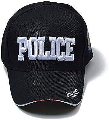 VIIMON Nueva POLICÍA for Hombre Gorra Táctica SWAT Gorra de ...