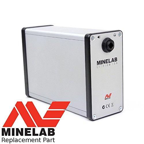Minelab Li-Ion Battery ✪ GPX 4800 , 5000 and earlier 4000...