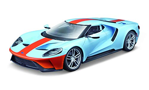 Maisto Special Edition 2017 Ford GT Variable Color Diecast Vehicle (1:18 Scale), Color may -