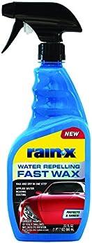 Rain-X Water Repelling Fast Wax 23 oz.