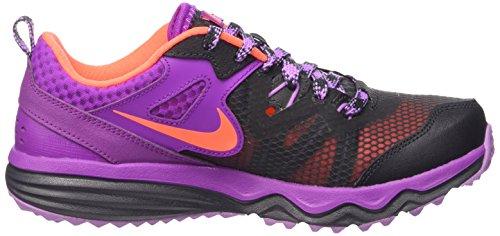 Hyper Orange Glow Dual para Trail Fusion Mujer vivid Calzado Wmns Nike Deportivo Anthracite Purple fuchsia wvF1q4z4