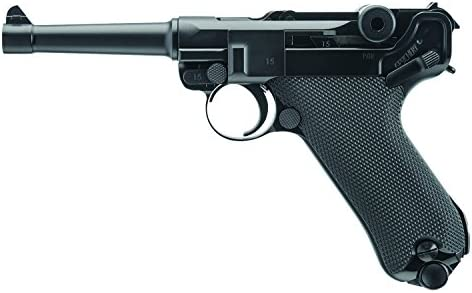 Legends P 08 Blowback 2251803 BB Air Pistol w/Fixed Sights