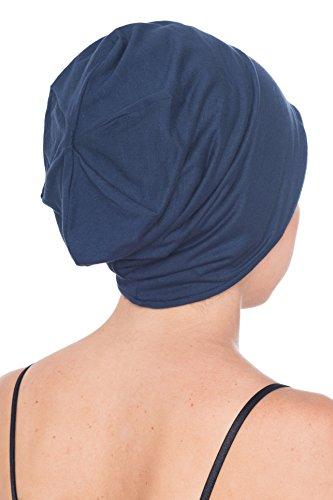 Headwear Gorro de Deresina Denim hombre Burgundy punto para TA1qnqw