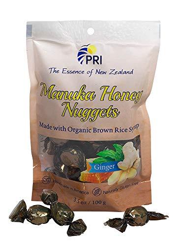 PRI Manuka Honey Nuggets 3.5 Ounces