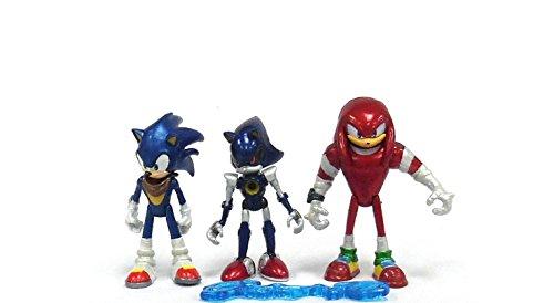 "Sonic Boom 3"" Figure Diorama"