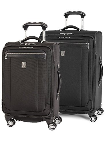 Along Expandable Suiter - Travelpro Platinum Magna 2 2-Piece Express Spinner Suiter Luggage Set: 25