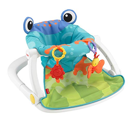 Fisher-Price, Asiento de Piso Sit-Me-Up, Rana