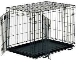 extra large adjustable dog crate - 6