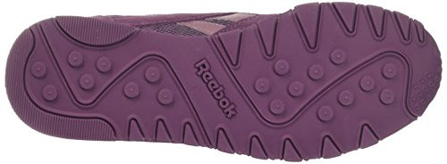 Plum Femme Orchid Nylon Running black washed Chaussures Cl cozy De white Violet Reebok smoky 1Hzgg