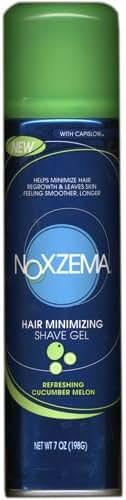 Shaving Creams & Gels: Noxzema