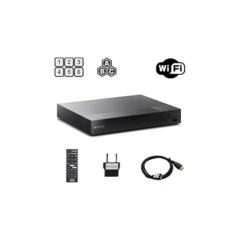 Sony BDP-S3700 Region Free Blu-ray Playe