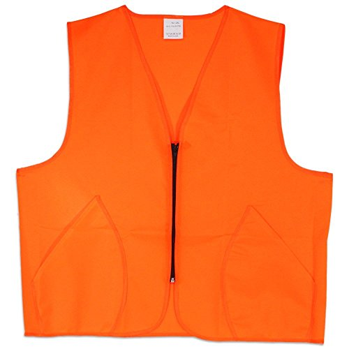 Blaze Orange Hunting Vest (XL/XXL) ()
