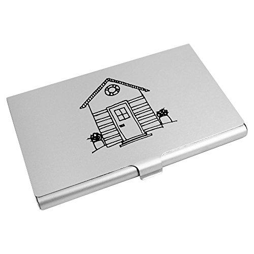 Card Wallet Hut' Azeeda 'Beach CH00004421 Card Business Holder Credit 0wOnYSfqxn