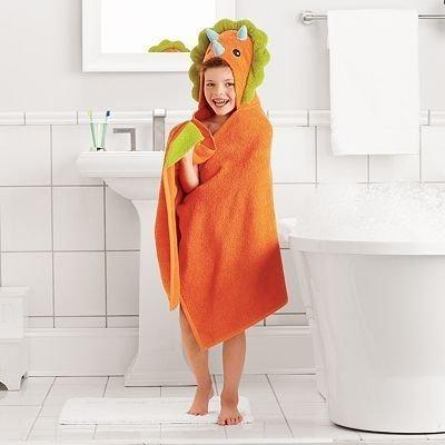 Hooded Bath Wrap - 9