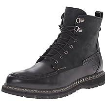 Timberland Men's Britton Hill Moc Toe WP Boot