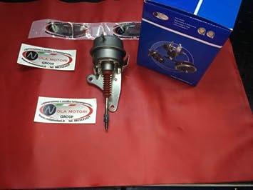 Válvula Westgate Turbo turbina Qashqai, Juke, MEGANE Scenic Duster: Amazon.es: Coche y moto