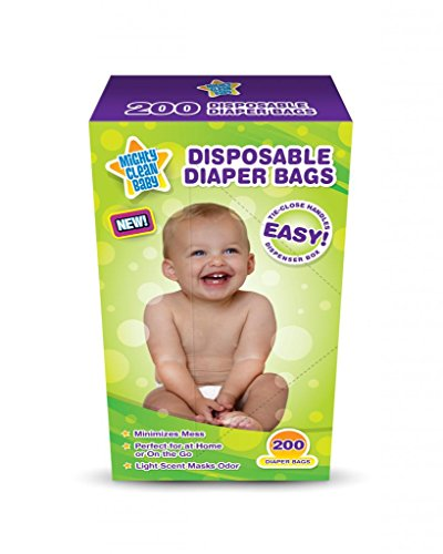 Mighty Clean Baby Disposable Diaper product image