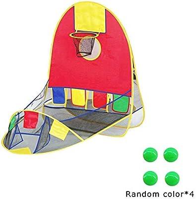 Children's Marine Ball Game Tent, Outdoor Indoor Portable