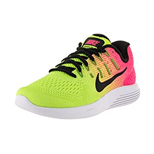 Nike Women's Lunarglide 8 Oc Multi-Color/Multi-Color Ankle-High Fabric Running Shoe - 7.5M