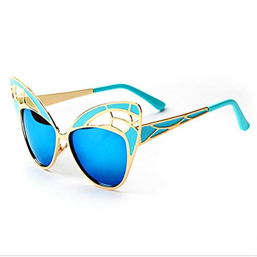 CherryGoddy Colorful Glasses Sunglasses Hollow - Eyewear Outlet Voucher