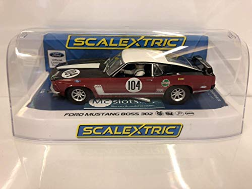 Scalextric Ford Mustang Boss 302 - British Saloon