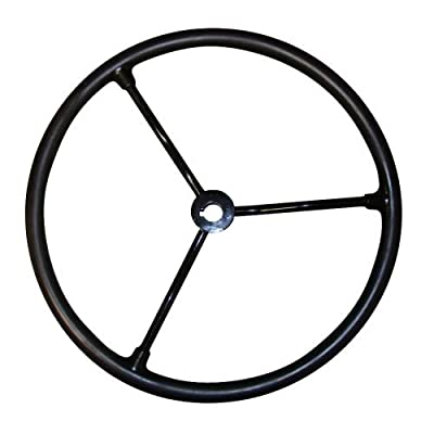 "Complete Tractor 1704-1018 Steering Wheel 15"" For Case International Tractor A B C Super A- 60069D, 1 Pack: Automotive"