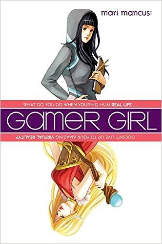 Teen gamer girls
