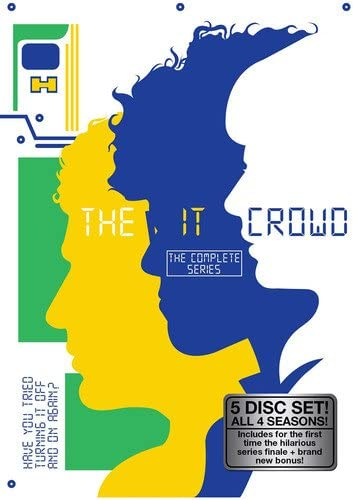 The IT Crowd The Complete Series