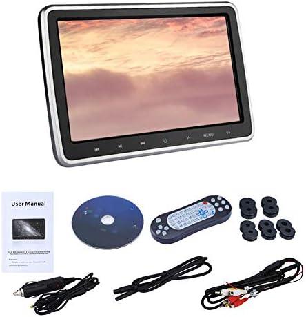 DVDドライブ カーヘッドレストエンターテイメントデジタルスクリーンタブレットスタイルモニター10.1インチアクセサリーDVDプレーヤー YYFJP