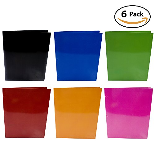 2 Pocket Laminated Folder - 6