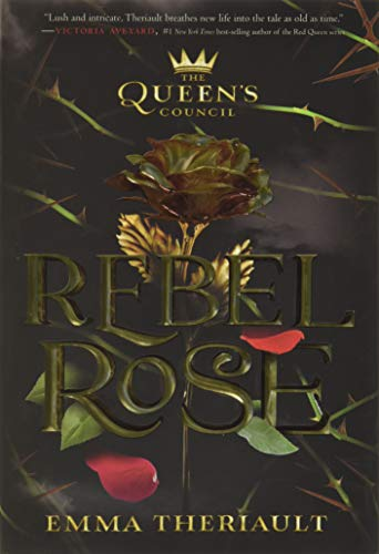 Book Cover: The Queen's Council Rebel Rose