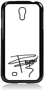 Beyonce-Signature- Hard Black Plastic Snap - On Case-Galaxy s4 i9500 - Great Quality!