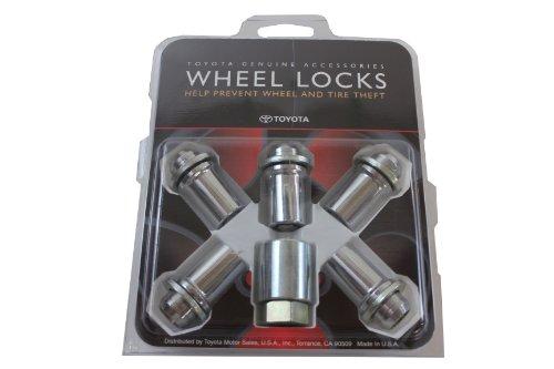 TOYOTA Genuine Accessories 00276-42960 Wheel Lock