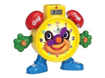 Electronic Learning Teach Clock Educational